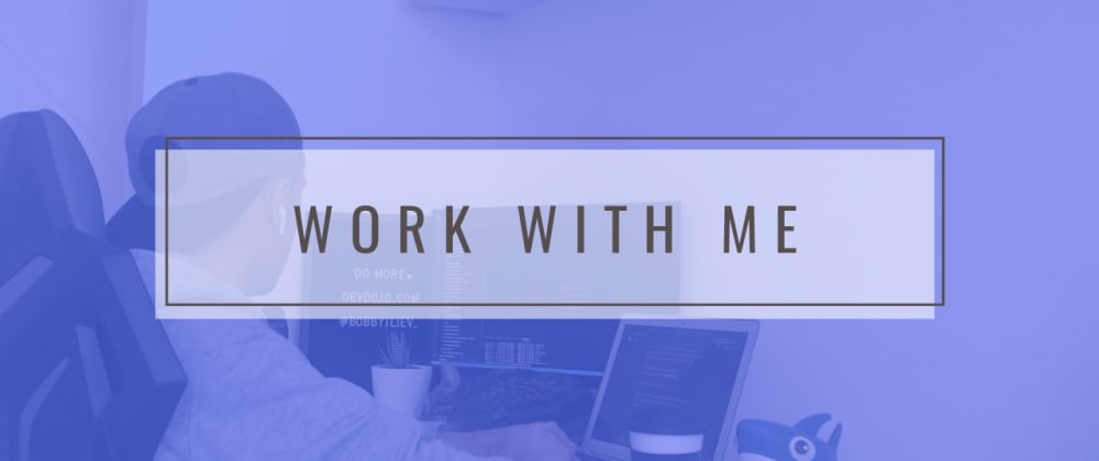 Cover image for Work with me - a 25 Minutes Pomodoro Video Session