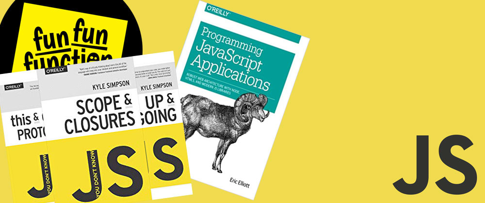 Cover image for Some of my favorite Javascript resources