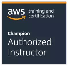 AWS Champion Authorized Instructor