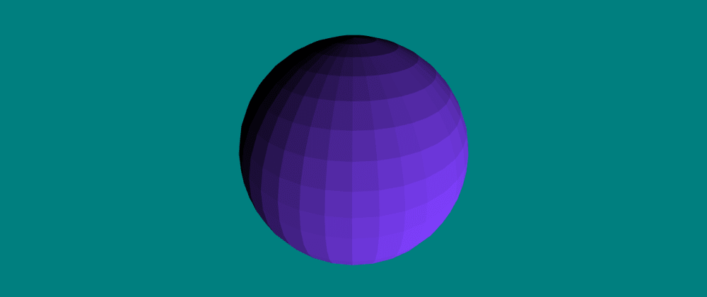 Cover image for WebGL 3D Engine from Scratch Part 8: Retro Flat Shading