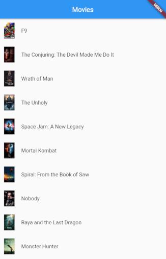 """movie list page"""