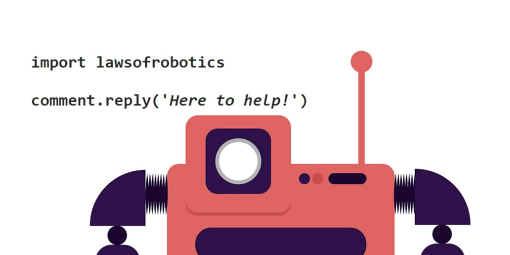 Need a Friend? Write a Reddit Bot with Python to Follow You Around