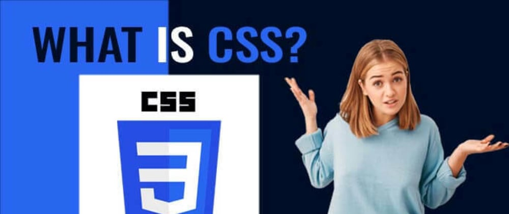Cover image for What Is CSS? – Learn CSS in 10 minutes