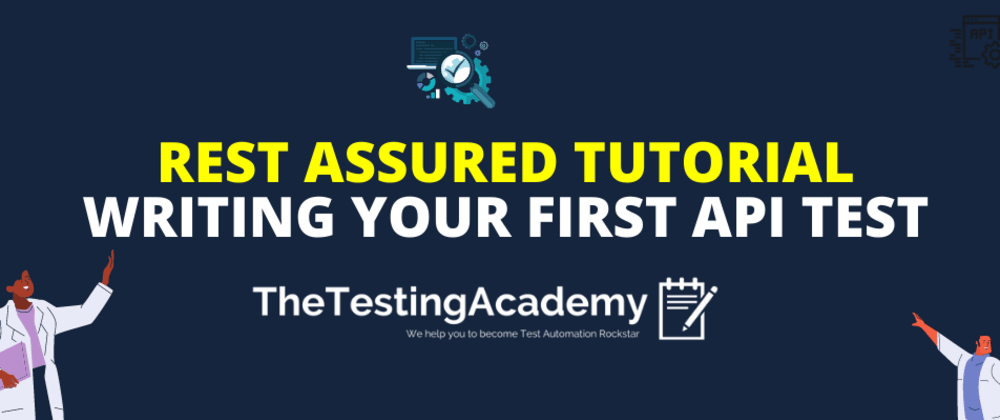 Cover image for 🔥 Write Your First API Test with RestAssured in 7 minutes