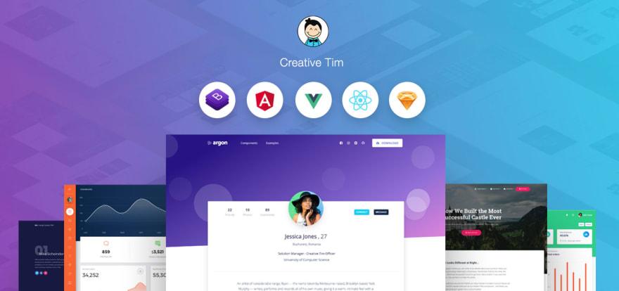 Creative Tim Ui Tools