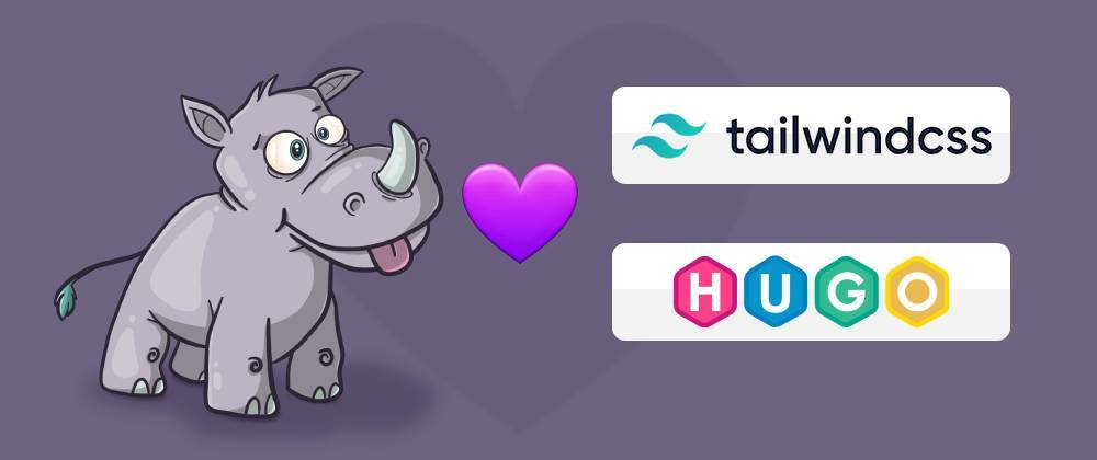 Cover image for How to add TailwindCSS to your Hugo site