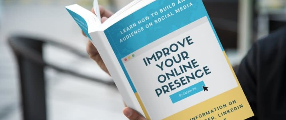 """Cover image for Book review: """"Improve Your Online Presence"""" by Catalin Pit"""