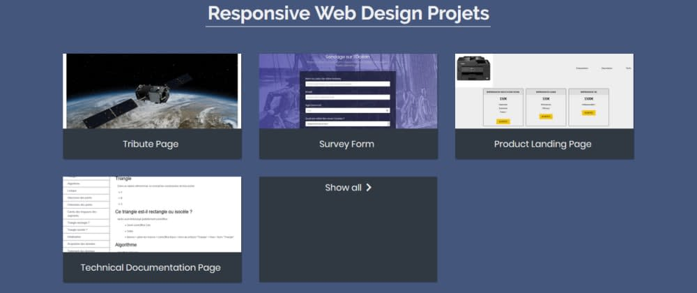 Cover image for Project 5 Build a Personal Portfolio Webpage