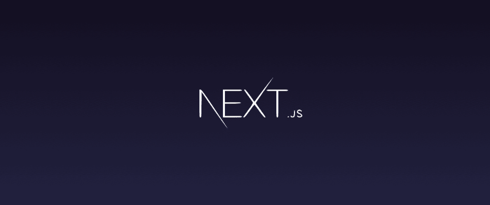 Cover image for Building a Blog with Next.js