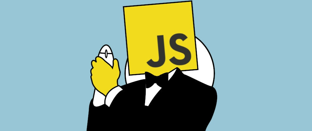 Cover image for The name is Script, JavaScript