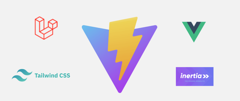 Cover image for Using Vite with Inertia — Laravel, Vue & Tailwind
