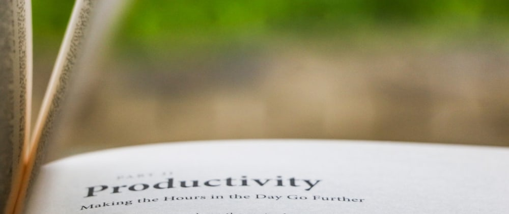 Cover image for How to prevent procrastination