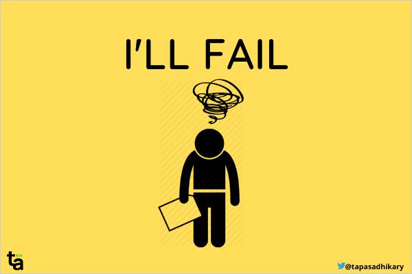 I will fail image