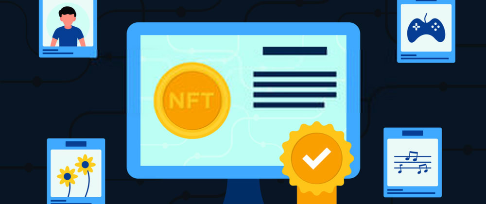Cover image for How to create NFT Marketplace in different Blockchain Network