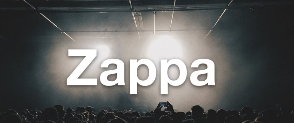 Cover image for Serverless: Deploy to AWS with two easy commands - Come Zappa