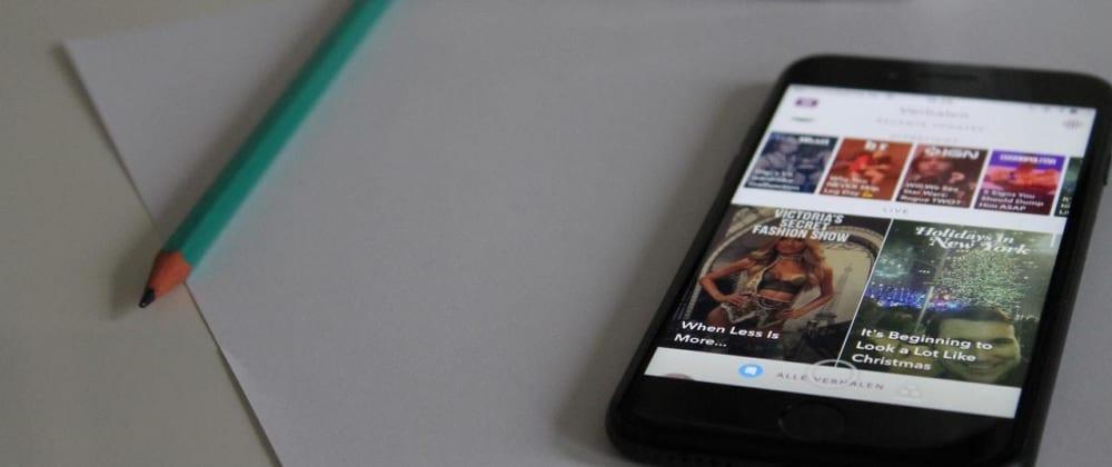 Cover image for 6 major innovations to enhance mobile app development in 2020