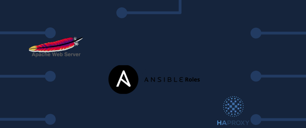Cover image for Ansible Roles for Configuring Webserver and Haproxy