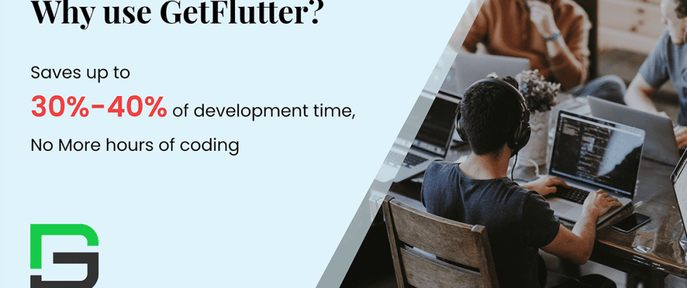 Cover image for Why we should Use GetFlutter Open-Source Library