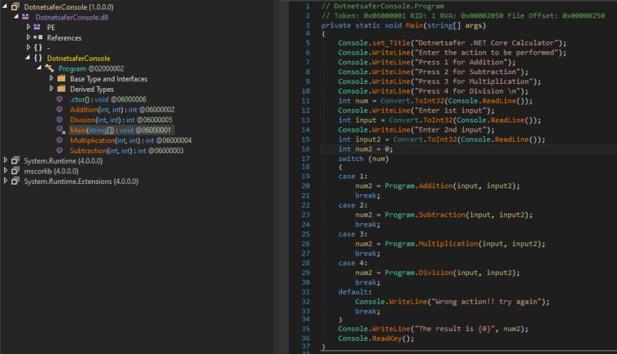source code .net