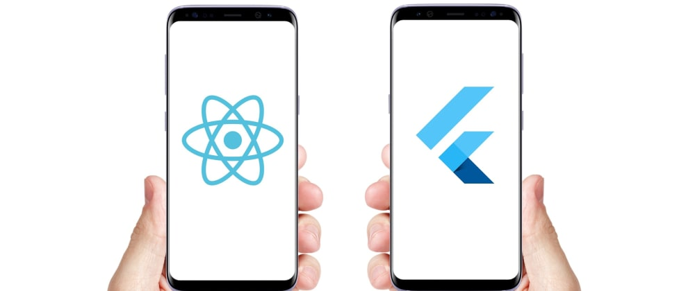 Cover image for React Native vs Flutter — What to Choose in 2021?
