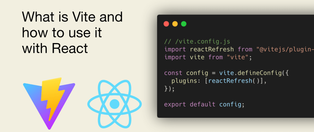 Cover image for What is Vite and how to use it with React