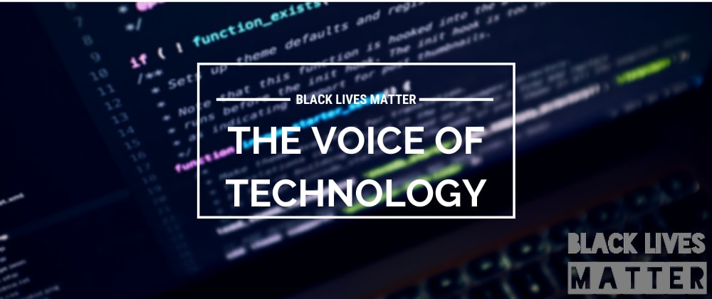 Cover image for Week 2: The Voice of Technology