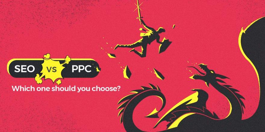 SEO 対 PPC | あなたはどちらを選ぶべきか