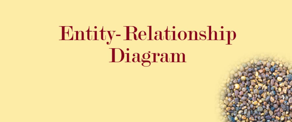Cover image for Entity-Relationship Diagram