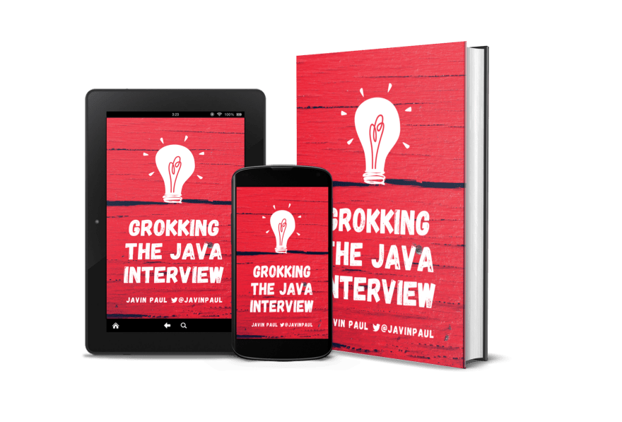 Grokking the Java Interview Amazon Kindle