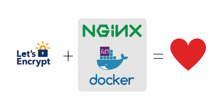 Configuring SSL On An Asp Net Core Docker Container - DEV Community