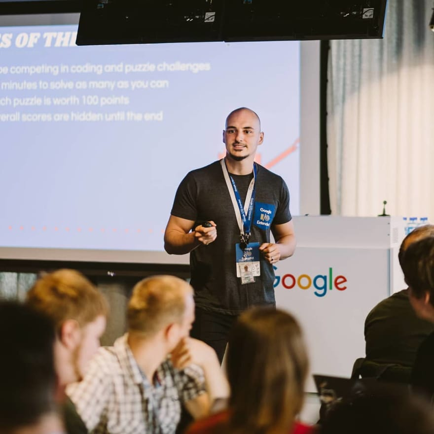 Organizing a local Google IO event in Stockholm