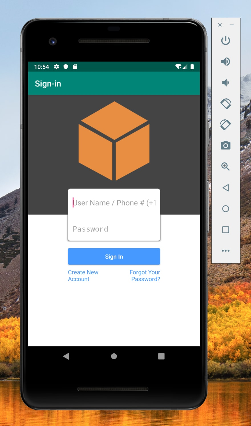 Adding Drop In Authentication to Your Android Apps with AWS Amplify