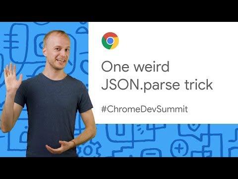 JSON.PARSE TRICK
