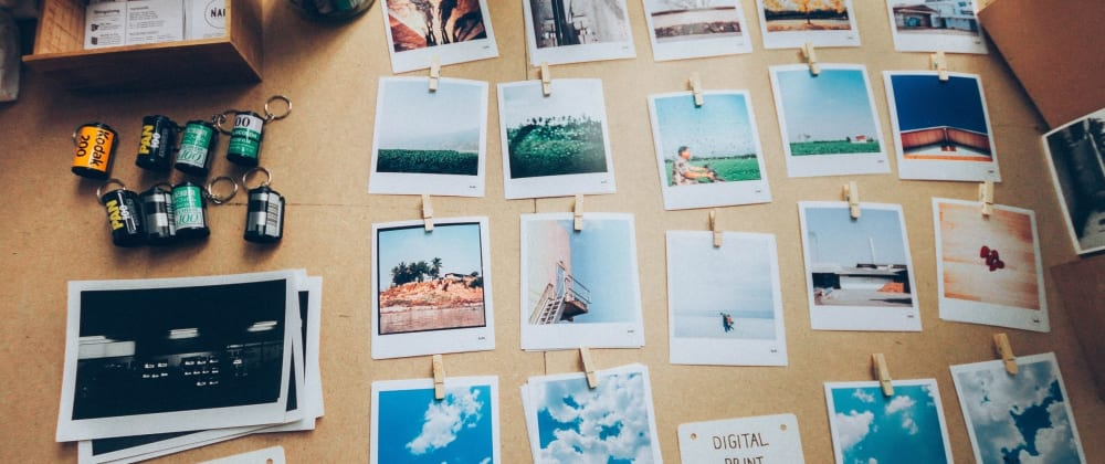 Cover image for Creating A Gatsby Portfolio That Shows Your Instagram Posts