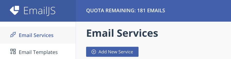 Email counter count