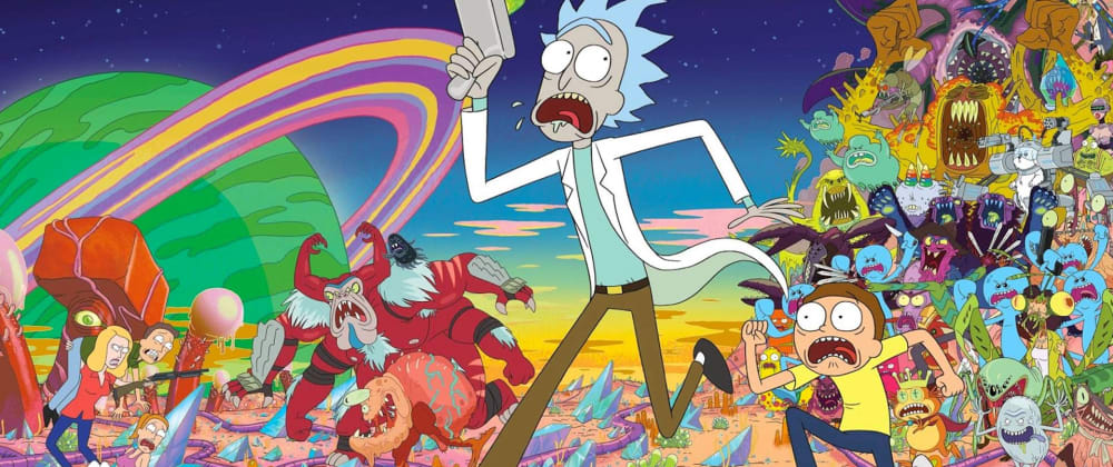 Cover image for Having the rick power!!! Pt.2