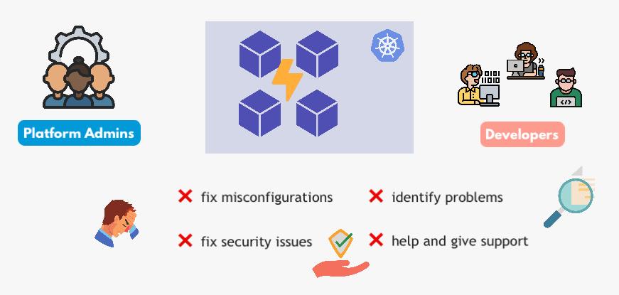 Platform admins problems
