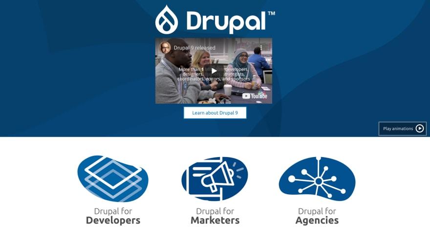 Drupal CMS Getform