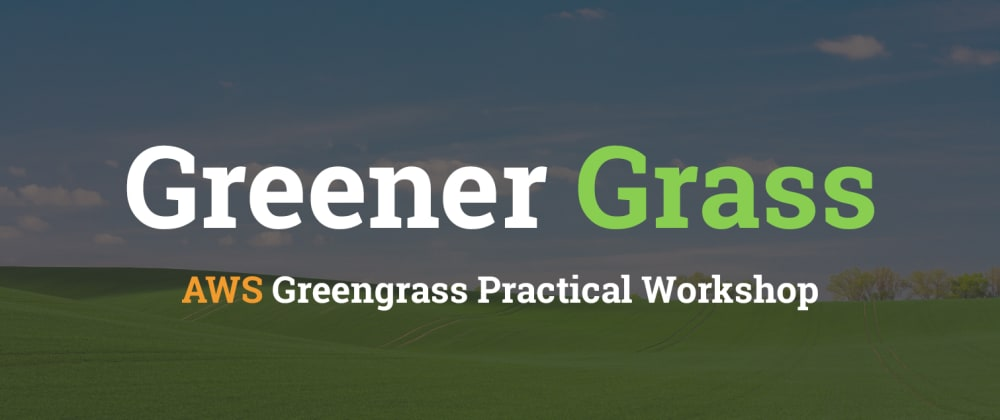 Cover image for Greengrass - Device Setup