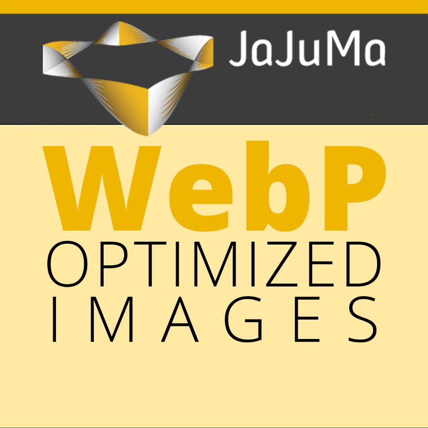 Magento 2 Extension: JaJuMa - WebP Optimized Images Extension