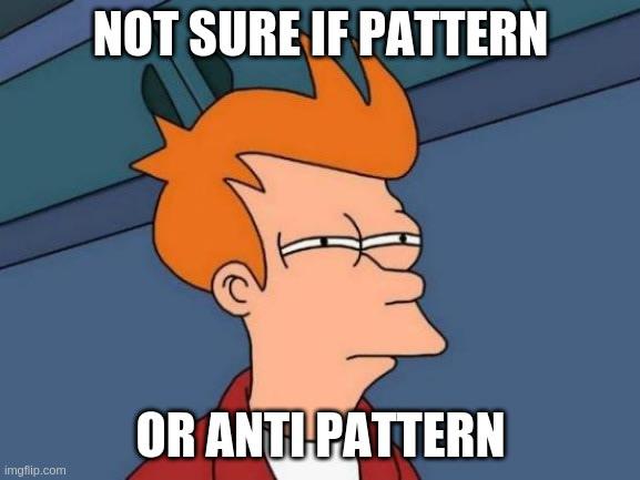 design patterns meme