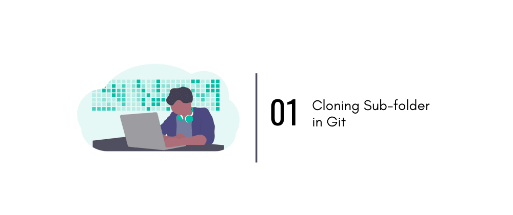 Cover image for Clone just the sub-folder in GIT 🔥