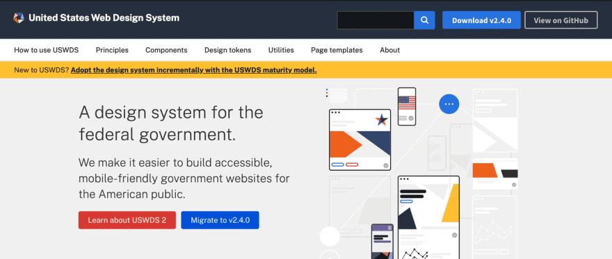 USA Design System