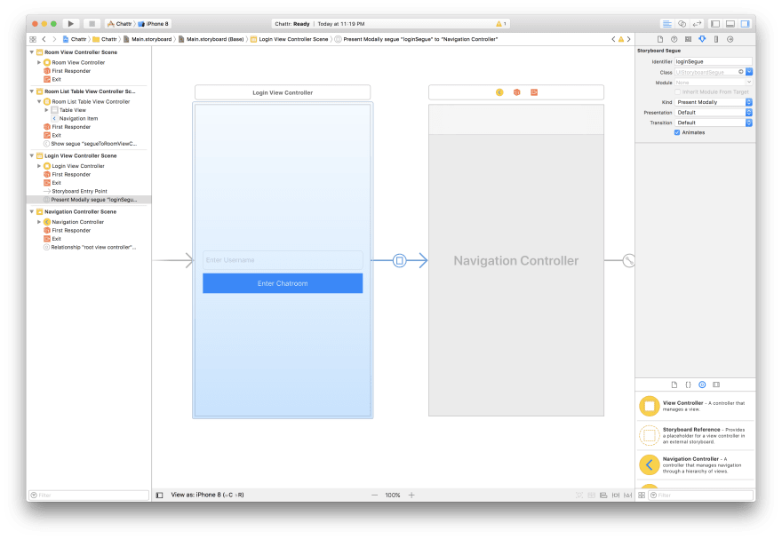 Using Pusher Chatkit with SlackTextViewController on iOS - DEV
