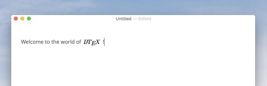 Math API: LaTeX Math as SVG image - DEV Community 👩 💻👨 💻