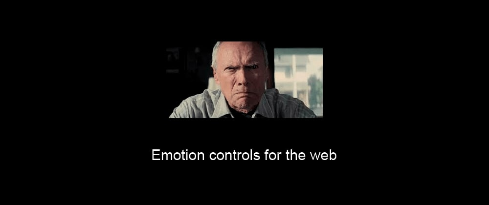 Cover image for Emotion controls for the web