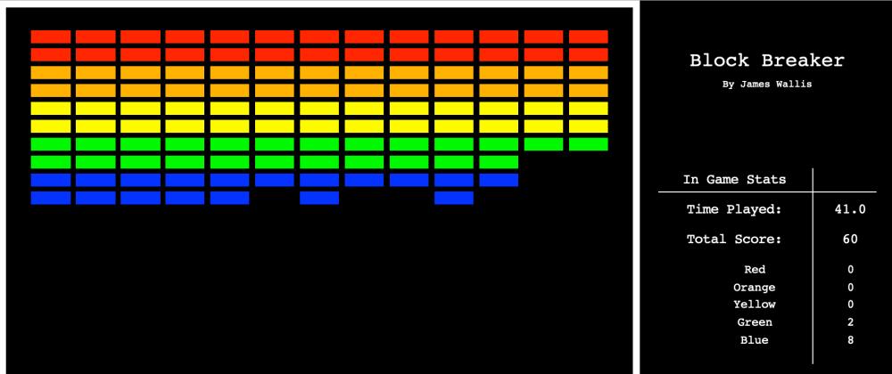 Cover image for Blockbreaker