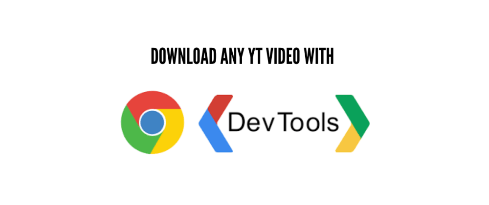 Cover image for Download YouTube videos with Chrome Dev Tools