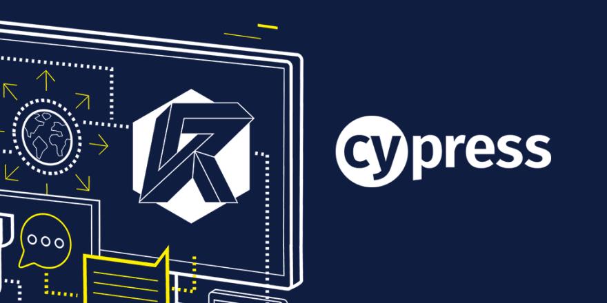 Runnerty y Cypress logo
