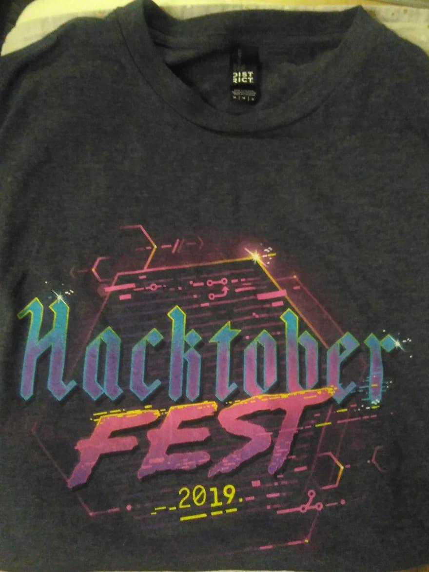 Hactober T-Shirt